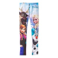 Disney Frozen Group Sublimation Leggings - Girls 7-16
