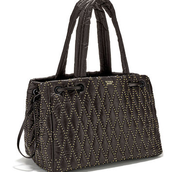Glam Rock Quilted Tote - Victoria's Secret
