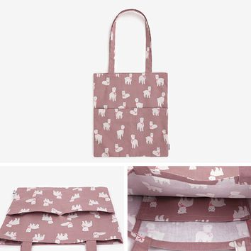Dailylike Two Pocket Eco Bag