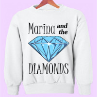 Marina and the Diamonds Crewneck