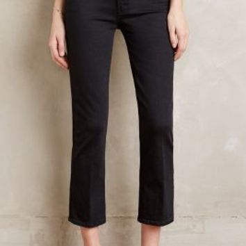 Mother Insider Crop Jeans in Not Guilty Size: