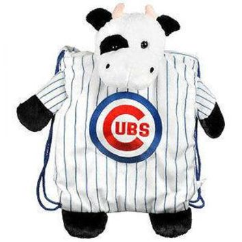 Chicago Cubs Backpack Pal . Boys Girls Kids Bears Blackhawks Hat Back Pack New