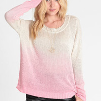 Melting Moments Ombre Jumper By MINKPINK