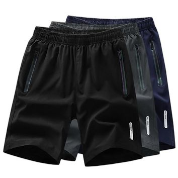 Outdoor Men Women Running Shorts Walking Loose Shorts Gym Training Cool Sport Shorts Fitness Hiking Soccer Basketball Sportswear