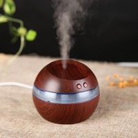 Ultrasonic Humidifier 300ml Aromatherapy Diffuser Essential Oil