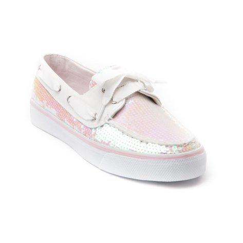 womens sperry top sider bahama sequin from journeys epic
