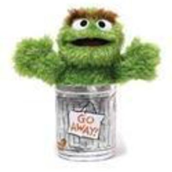 Oscar the Grouch PLSH TOY