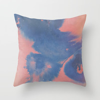 Don't give Yourself away Throw Pillow by DuckyB