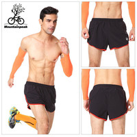 Men's Running Shorts Male Sports Fitness Workout Shorts Quick Dry Breathable Marathon Professional Short Pants Size S-3XL