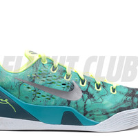 "kobe 9 em ""easter"" - turbo green/mtllc slvr-vlt-blk - Kobe Bryant - Nike Basketball - Nike 