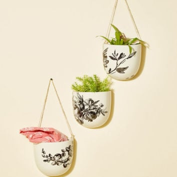 Garden Varieties Planter Set | Mod Retro Vintage Decor Accessories | ModCloth.com