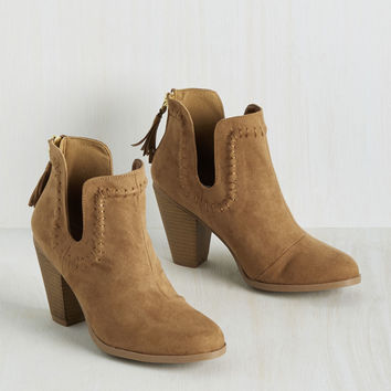 Save the Best for Lasso Bootie | Mod Retro Vintage Boots | ModCloth.com