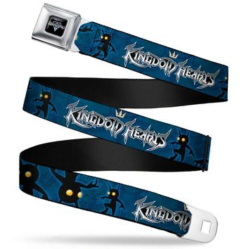 Kingdom Hearts Heartless Belt