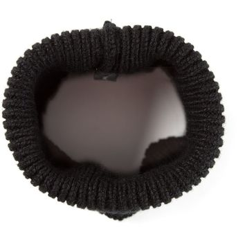 Anthony Vaccarello ribbed snood