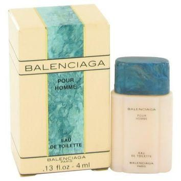BALENCIAGA POUR HOMME by Balenciaga Mini EDT .13 oz (Men)