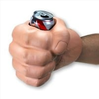 The Beast Giant Fist Cool Can Koozie