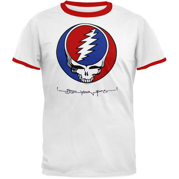 Grateful Dead - SYF Ringer T-Shirt