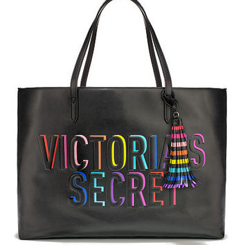 Rainbow Everything Tote - Victoria's Secret