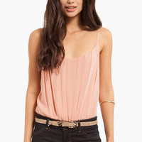 Oh Pleats Body Suit $30