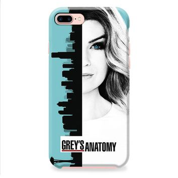 GREY'S ANATOMY MEREDITH iPhone 8 | iPhone 8 Plus Case