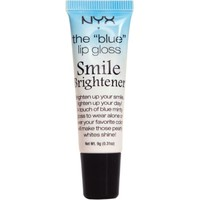 "The ""Blue Lipgloss"" Smile Brightener"