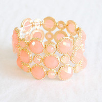 The Impeccable Pig - Bubble Bracelet