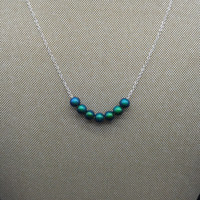 Modern Mood Bead Necklace