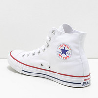 Converse Chuck Taylor All Star White High Top Shoes | Zumiez