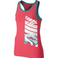 Nike Girls' Chevron Training Tank Top - Dick's Sporting Goods