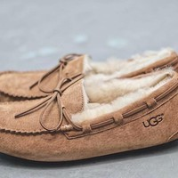 Men's UGG warm cotton shoes men's shoes _1686248855-071