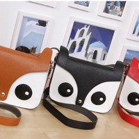 Retro Fox Shoulder Bag