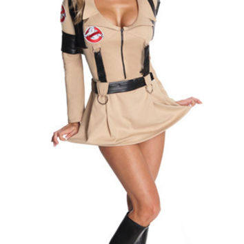 Sexy Ghostbuster Costume