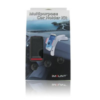 Universal Multipurpose Car Holder Kit