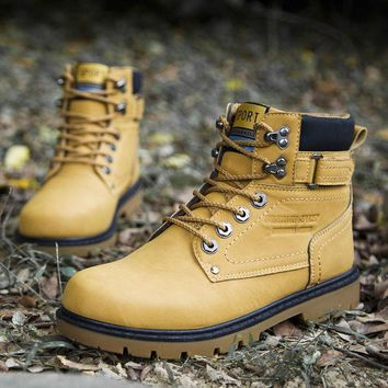 ac PEAPON On Sale Hot Deal Men Dr. Martens Winter Casual High-top Boots Shoes [9252870284]