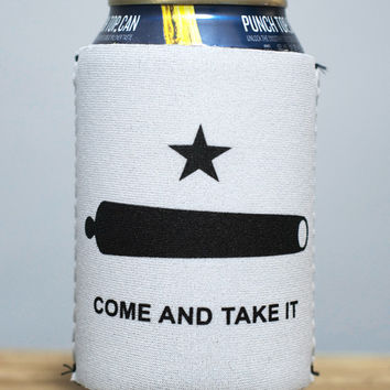Come And Take It Koozie | Rowdy Gentleman