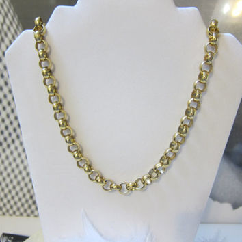 Erwin Pearl Chain Necklace