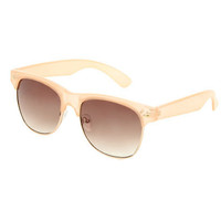 Hipster Wayfarer Sunglass - Teen Clothing by Wet Seal