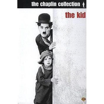 THE KID CHARLIE CHAPLIN COLLECTION movie poster FUNNY quirky CLASSIC 24X36