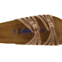Birkenstock Granada Soft Footbed Black Oiled Leather - Zappos.com Free Shipping BOTH Ways