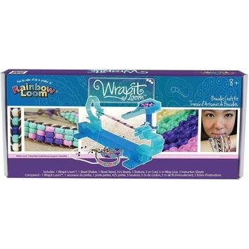 Rainbow Loom Wrapit Loom Bracelet Craft Kit