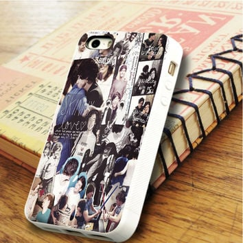 One direction 1D Larry Harry Styles Louis Tomlinson | For iPhone 6 Cases | Free Shipping | AH1219