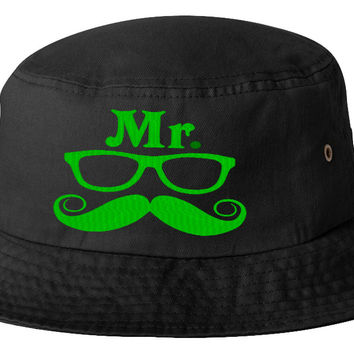 Mr Geek greBucket Hat