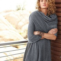 Easy-Care Cashmere Wrap - Garnet Hill