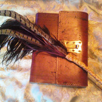 Pheasant and Black Quill Pen