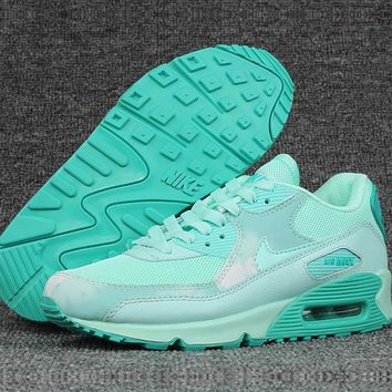 NIKE Women Mint Green Sneakers Running Sport Shoes