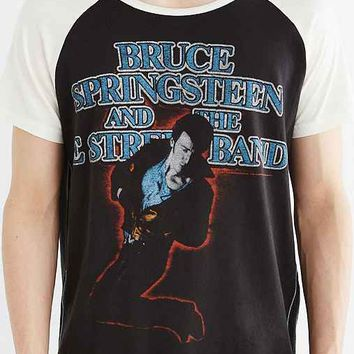 TRUNK LTD Bruce Springsteen Short-Sleeve Raglan