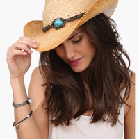 Indiana Cow Boy Hat