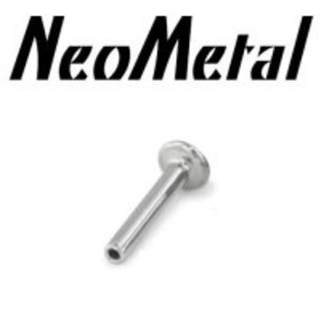 18g 18 Gauge NeoMetal Threadless Titanium Flatback Nose Ring Stud Nostril Post 3/32 - $9.99 : Diablo Body Jewelry, The Art of High Quality