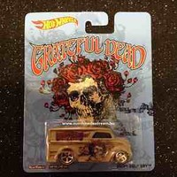 Grateful Dead - Hot Wheels Dairy Delivery Truck