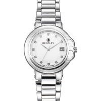 Shop Lady Bentley Quartz 35mm watch With White Zirconia Dial